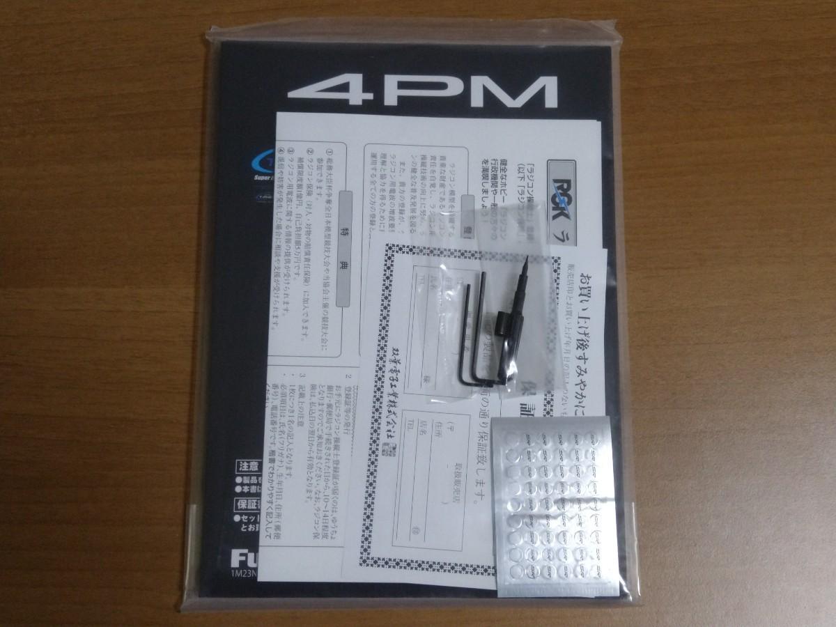 [新品] Futaba 4PM  送信機のみ フタバ プロポ 2.4G