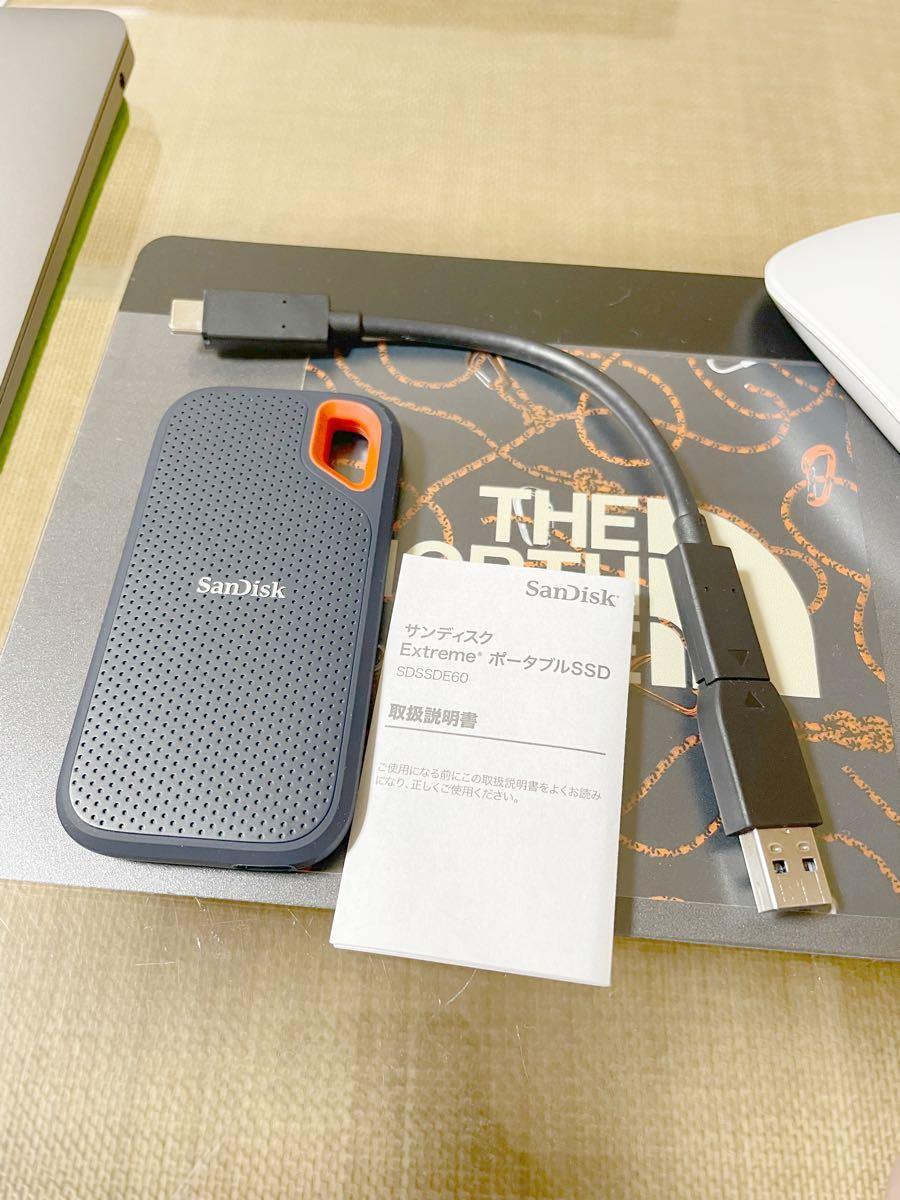 ☆期間限定 値下げ中 SanDisk Extreme ポータブルSSD 250GB サンディスク USB3.1 エクストリーム☆