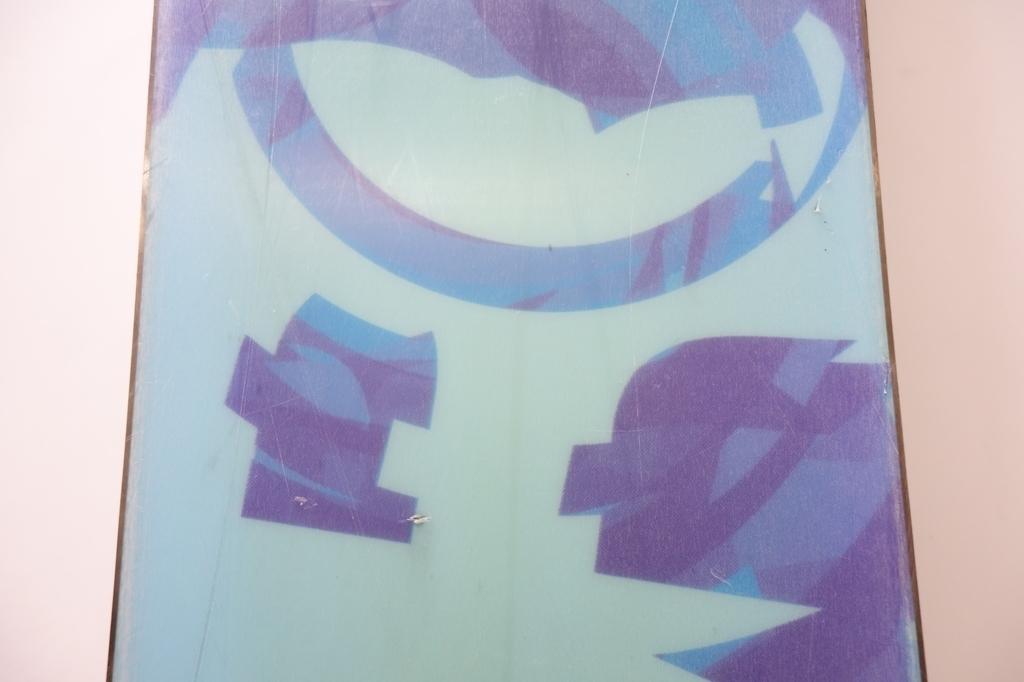 中古 12/13 BURTON CLASH 158cm FREESTYLE ビンディング付き スノーボード バートン クラッシュ フリースタイル_画像8