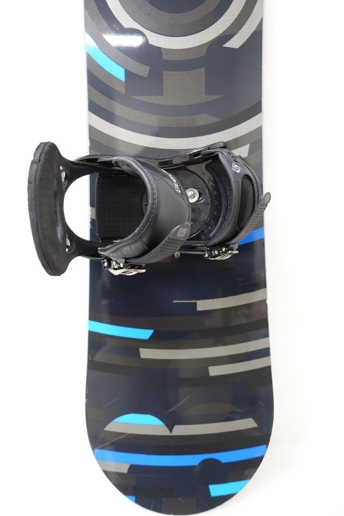 中古 12/13 BURTON CLASH 158cm FREESTYLE ビンディング付き スノーボード バートン クラッシュ フリースタイル_画像4