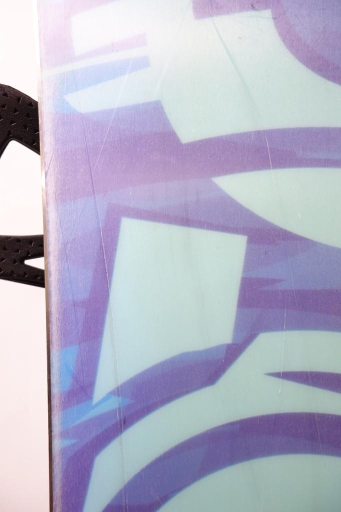 中古 12/13 BURTON CLASH 158cm FREESTYLE ビンディング付き スノーボード バートン クラッシュ フリースタイル_画像7