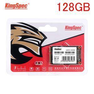 ★ 最安新品!◆ SSD KingSpec mSATA 128GB 新品未開封 3D NAND TLC 内蔵型 MT-128 デスクトップPC ノートパソコン (a1271)_画像1
