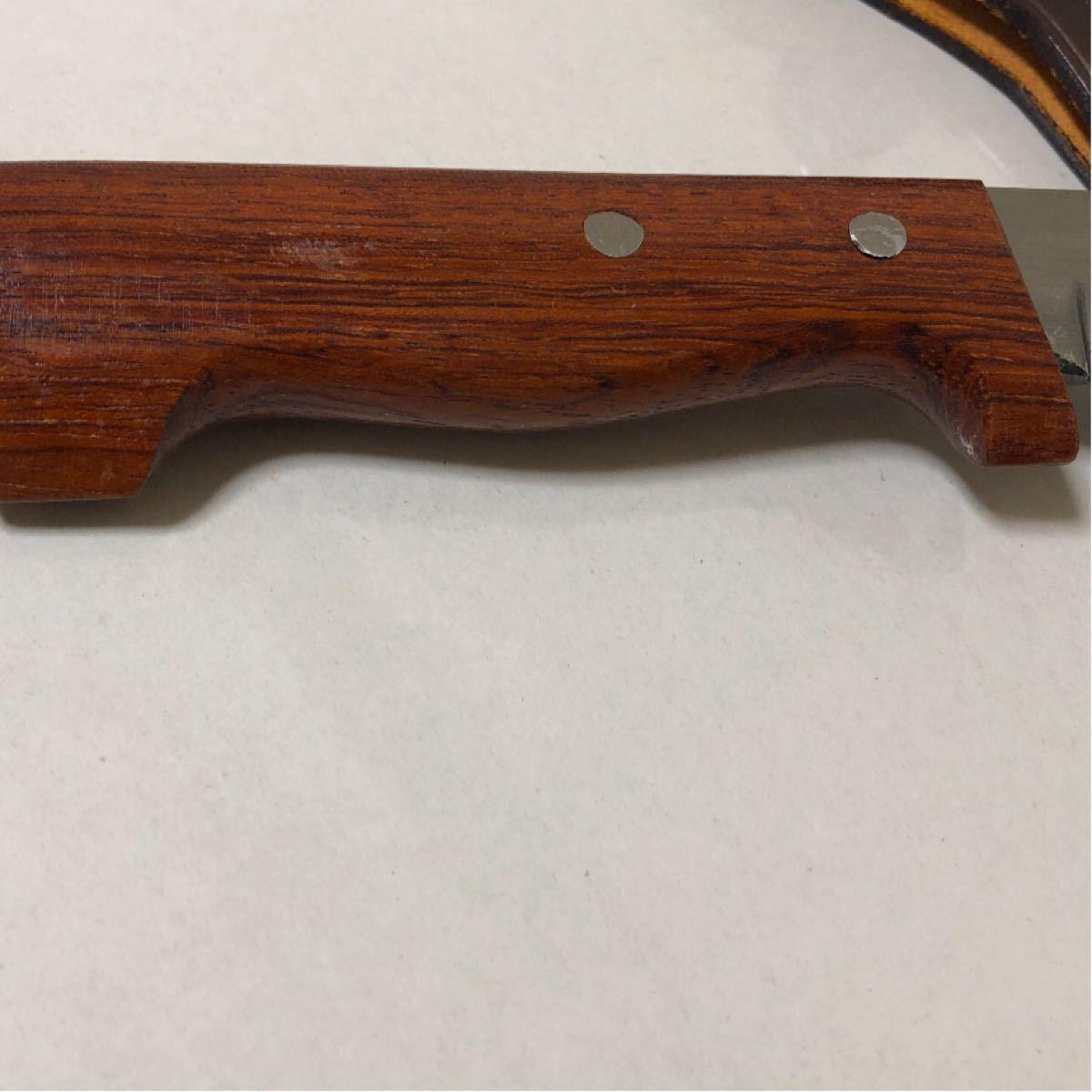 土佐守 和式ナイフ