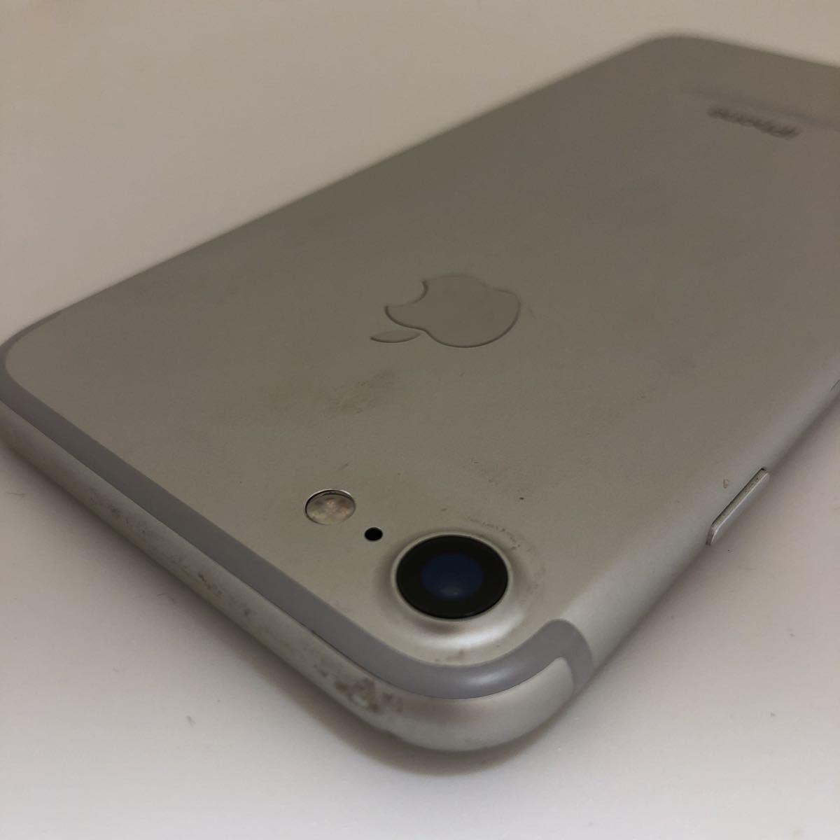 1円スタート!! Apple iPhone 7 128GB SIMフリー ジャンク 788897_画像7