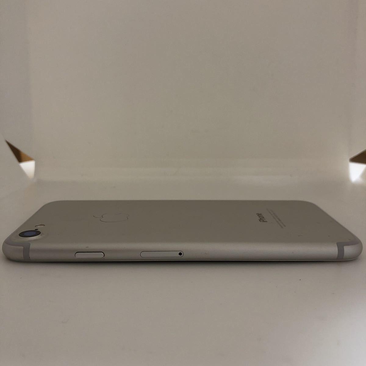 1円スタート!! Apple iPhone 7 128GB SIMフリー ジャンク 788897_画像6