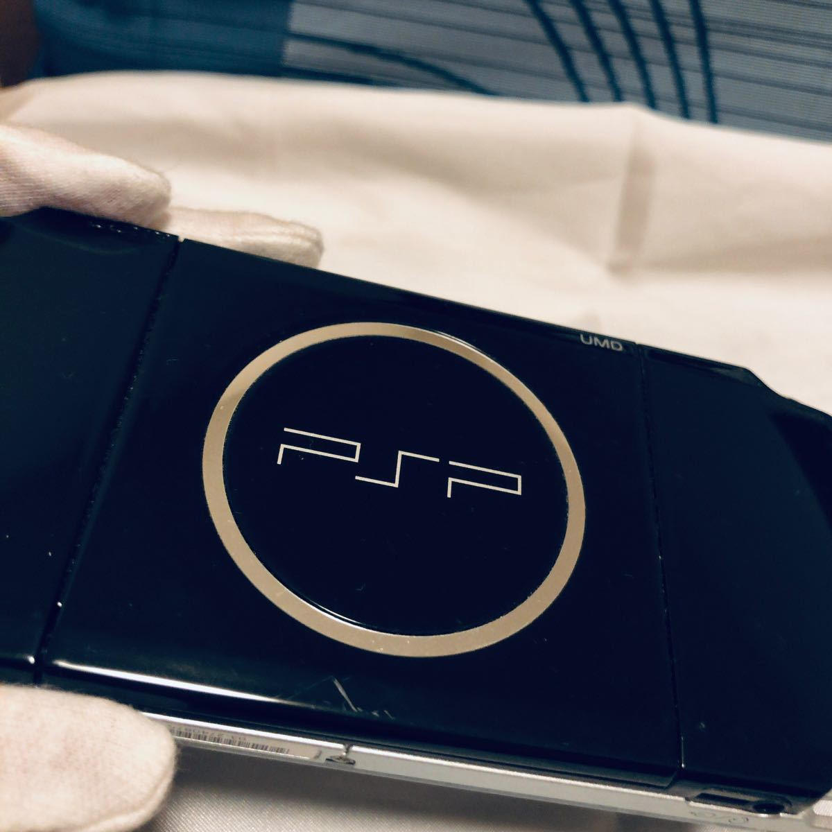 PSP-3000 本体 充電器 取説 バッテリーなし