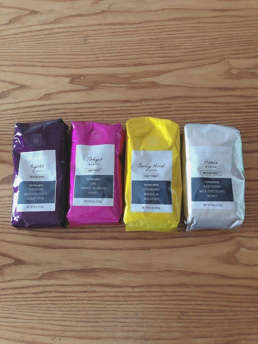 ディーンアンドデルーカ  コーヒー豆 セット レギュラーコーヒー コーヒー粉 中細挽き