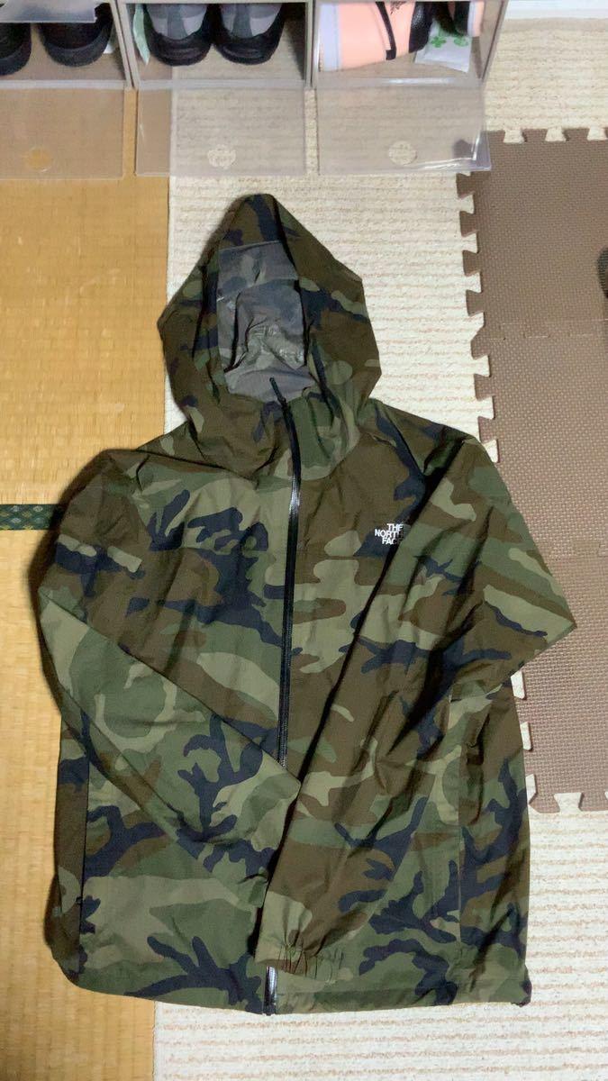 THE NORTH FACE ゴアテックス ECWCS 米軍 カモフラ ウッドランド JACKET ドットショットジャケット