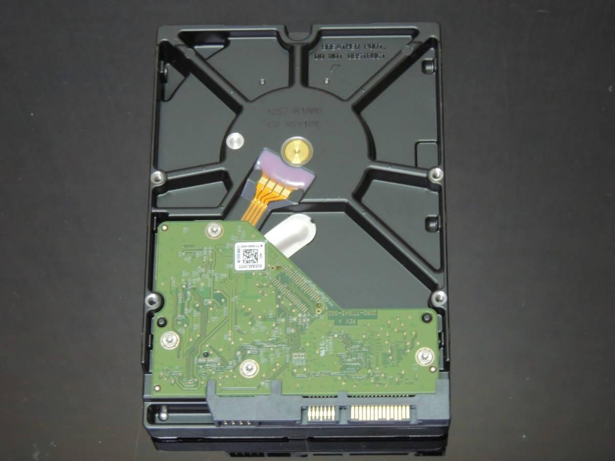 【検品済み】WD Green 3TB HDD 3.5インチ WD30EZRX (使用2361時間) 管理:e-56_画像5