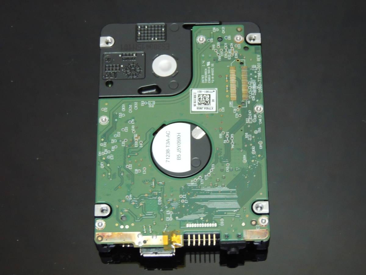 【検品済み/使用415時間】WD Blue 2TB HDD WD20NMVW 訳あり品 管理:t-83_画像5
