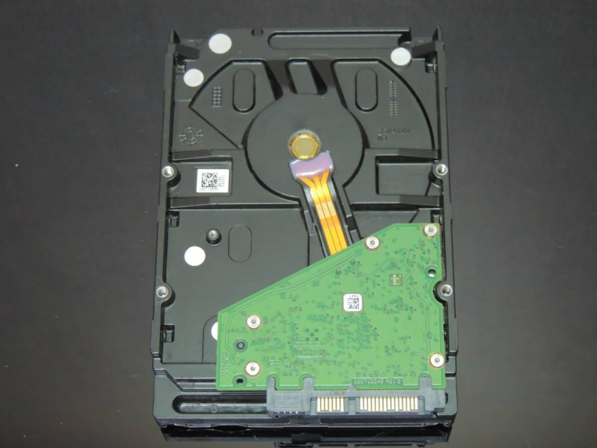 【検品済み/使用1012時間】Seagate 4TB HDD 3.5インチ ST4000DM000 管理:o-99_画像5