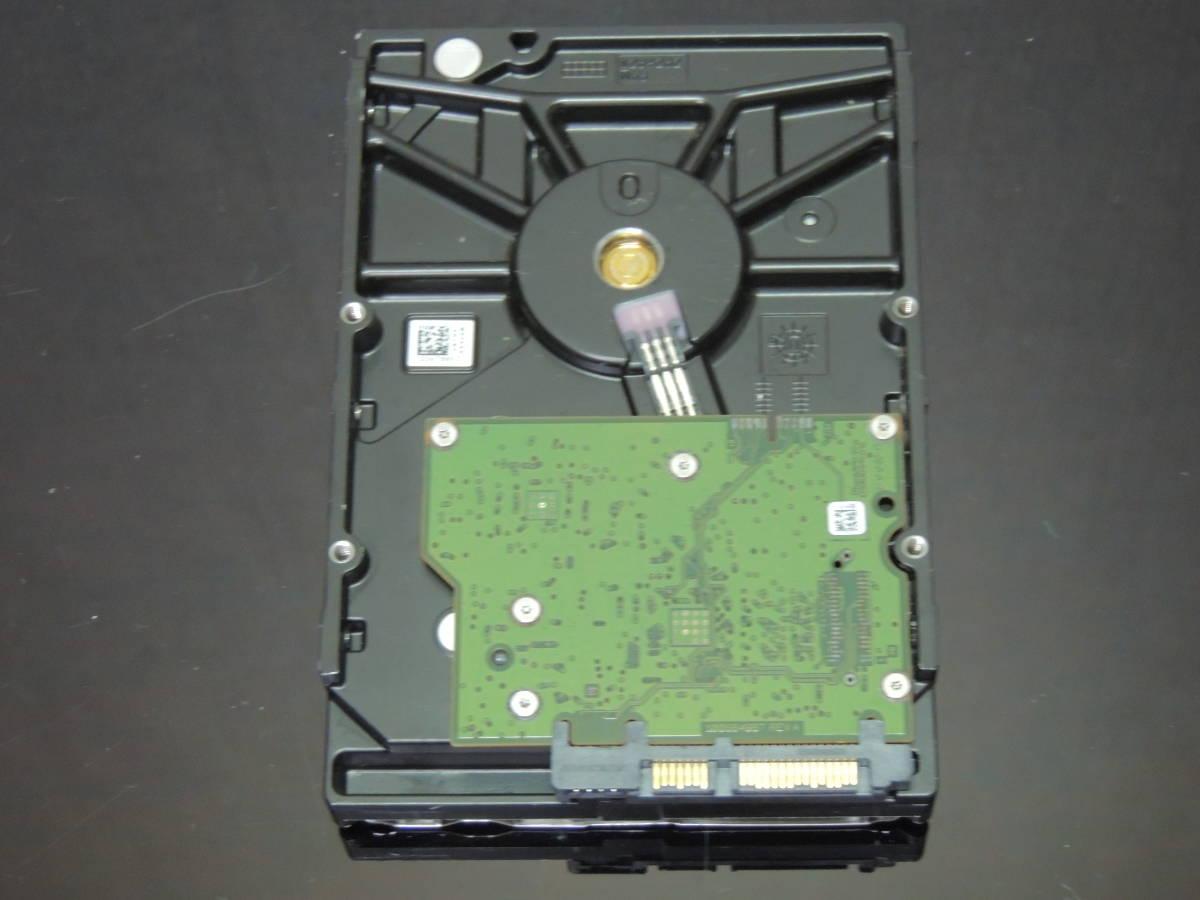 【検品済み】Seagate 3TB HDD 3.5インチ ST3000DM001 (使用2980時間) 管理:e-39_画像6