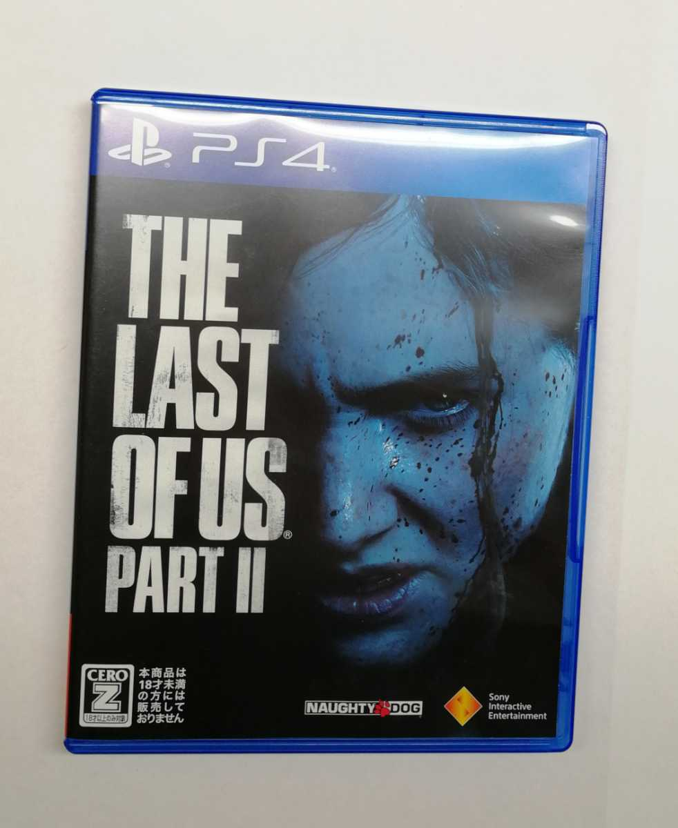 【PS4】LAST OF US 2【THE LAST OF US PARTⅡ、ラストオブアス2】