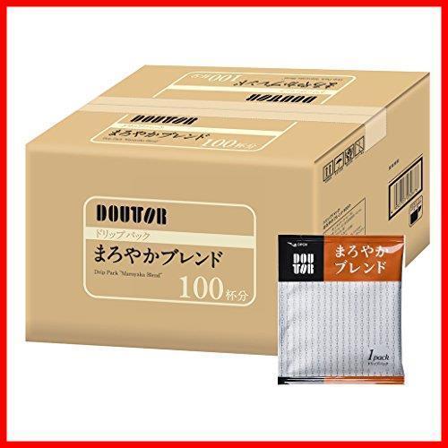 新品100PX1箱 ドトールコーヒー ドリップパック まろやかブレンド100PDETC_画像1