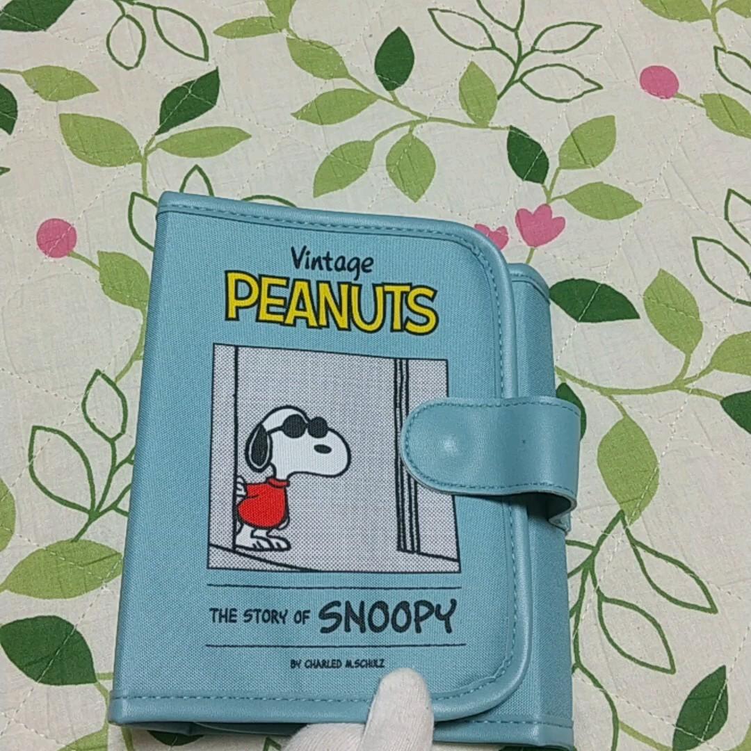 コスメ&マルチポーチ peanuts