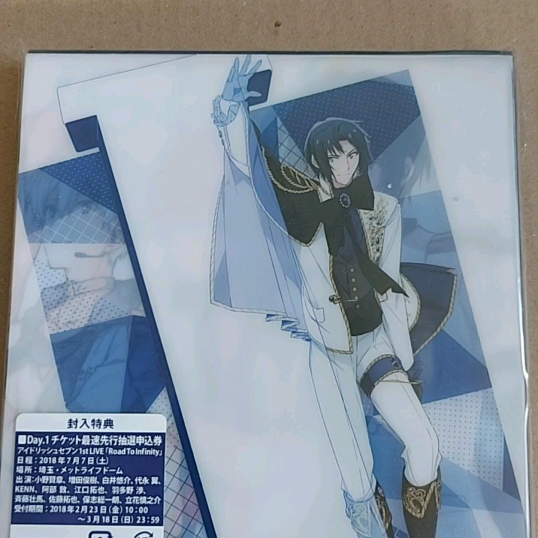特装限定版 アイドリッシュセブン アイナナ DVD 1巻 IDOLiSH7 アニ ナナ