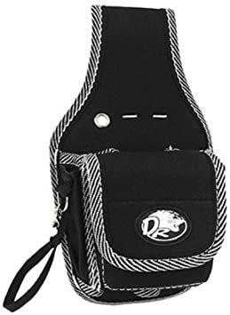 Cタイプ 工具用ウエストバッグ 大工 電工用 作業効率の良い機能設計 工具差し 工具袋 ポーチ腰袋 ベルトポーチ ツールバッグ _画像1