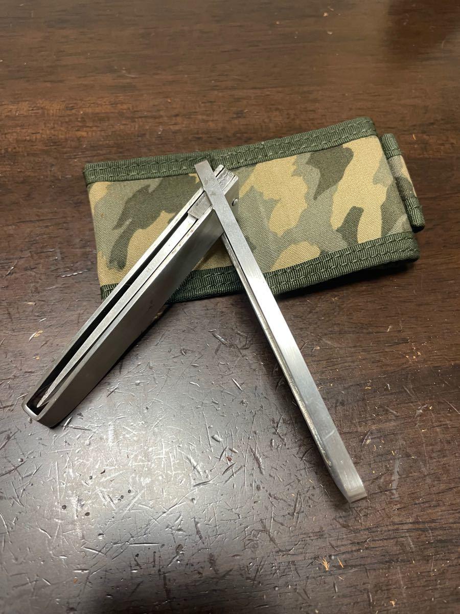 アウトドア ナイフ 即発送可