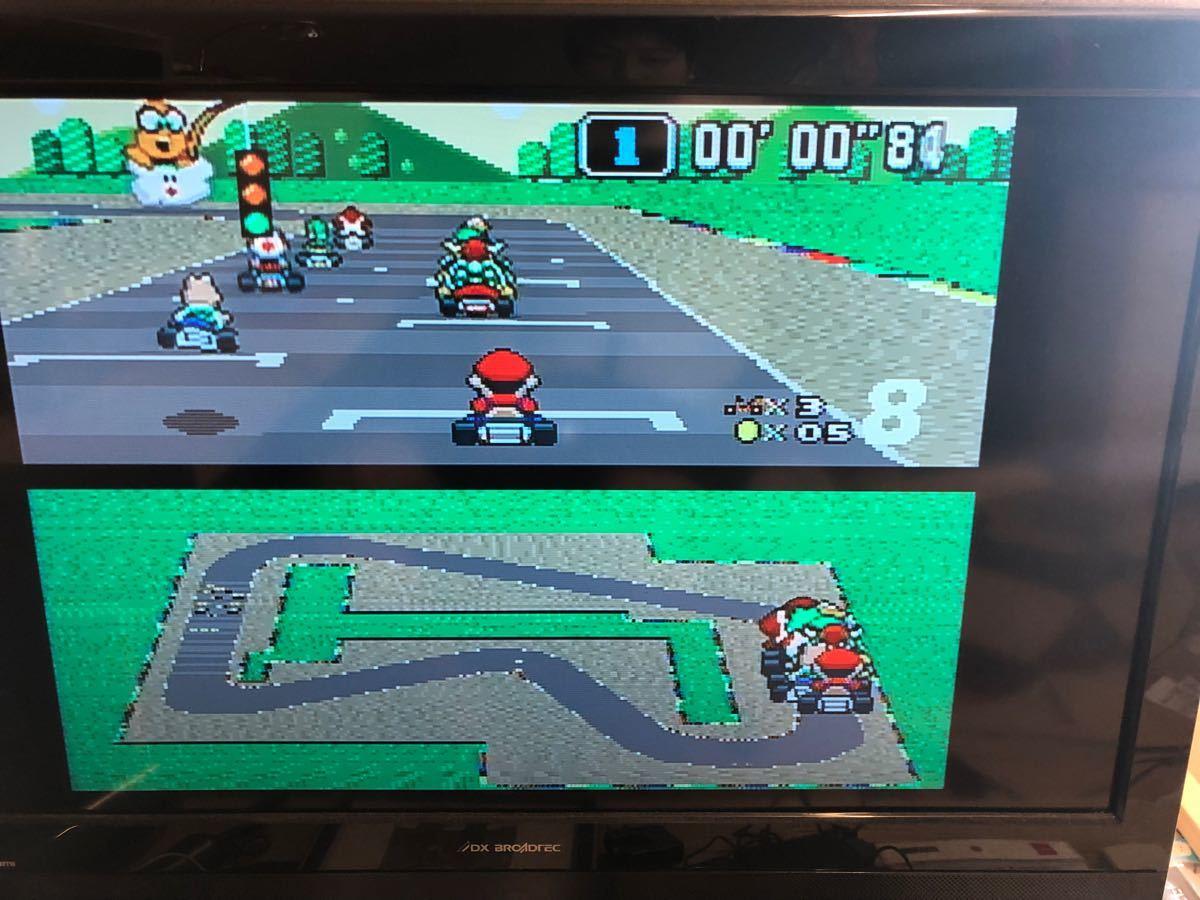 スーパーマリオカート スーパーファミコンソフト