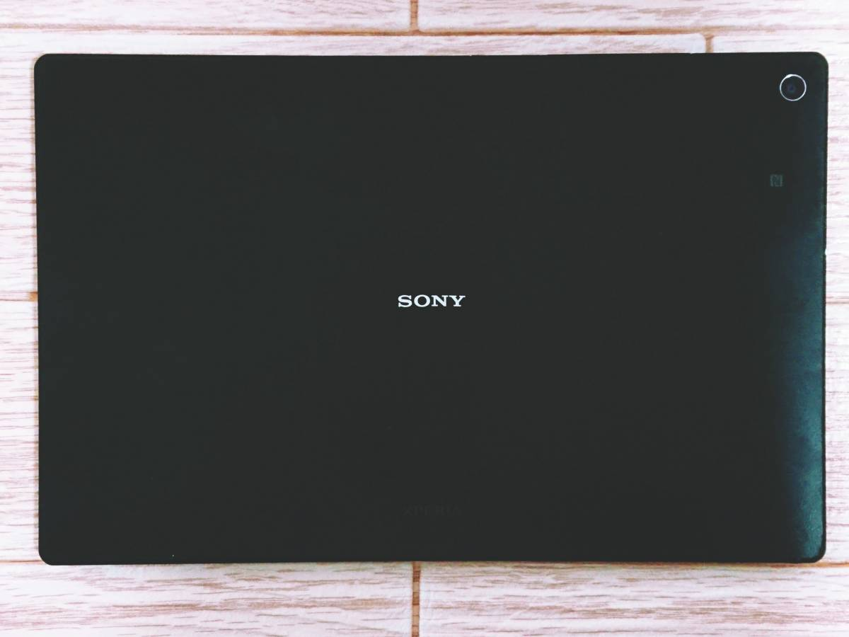 Xperia Z2 Tablet SGP511 WiFiモデル 10インチ タブレット【元箱・付属品付き美品】_画像3