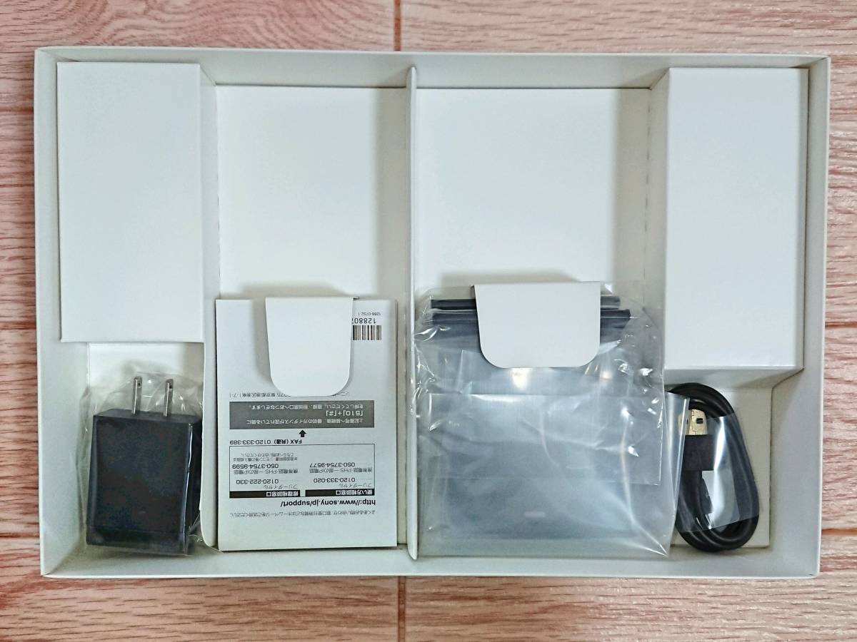 Xperia Z2 Tablet SGP511 WiFiモデル 10インチ タブレット【元箱・付属品付き美品】_画像6