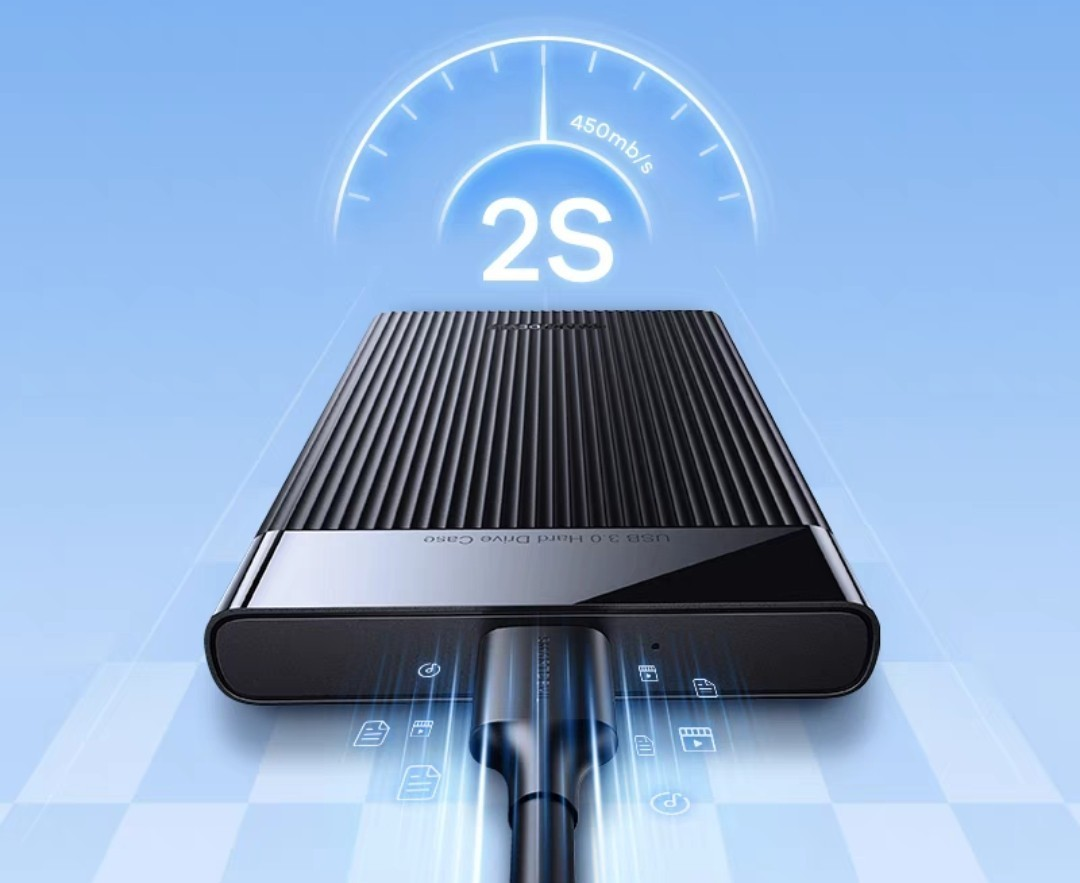 640GB大容量/外付けハードディスク/新品ケース/外付けHDD/USB3.0
