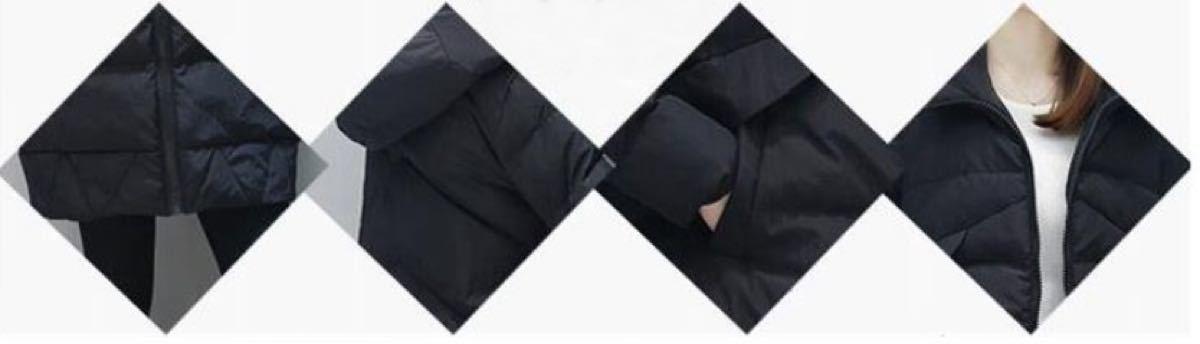 中綿ダウンコート ダウンジャケット 5XL アウター コート コートジャケット レディース