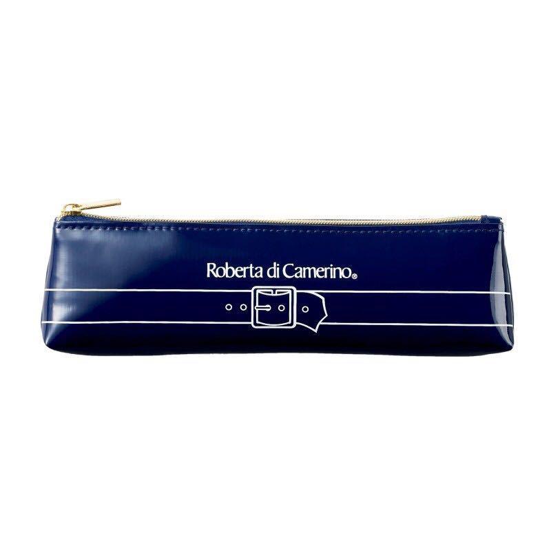 【& ROSY 2020年10月号付録】ロベルタディカメリーノ ポーチ3点セット(未開封品ですが発送時に開封して中箱を取り除きます)_画像6