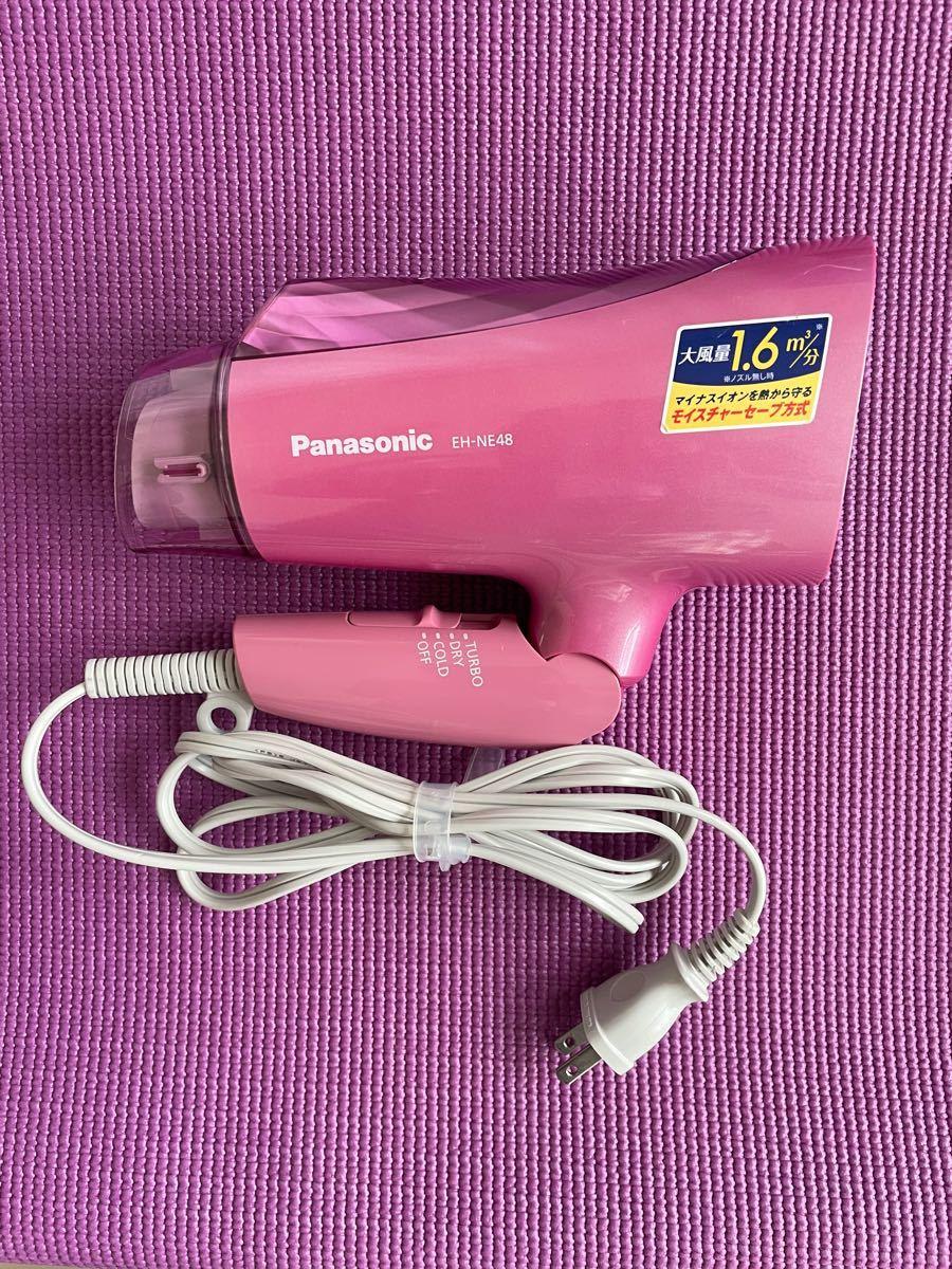 パナソニック Panasonic EH-NE48-P [ヘアードライヤー ionity(イオニティ) ピンク]