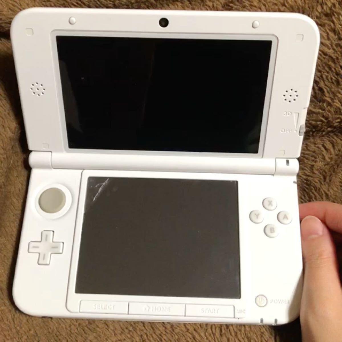 任天堂3DS ニンテンドー3DS LL ソフト2個つき