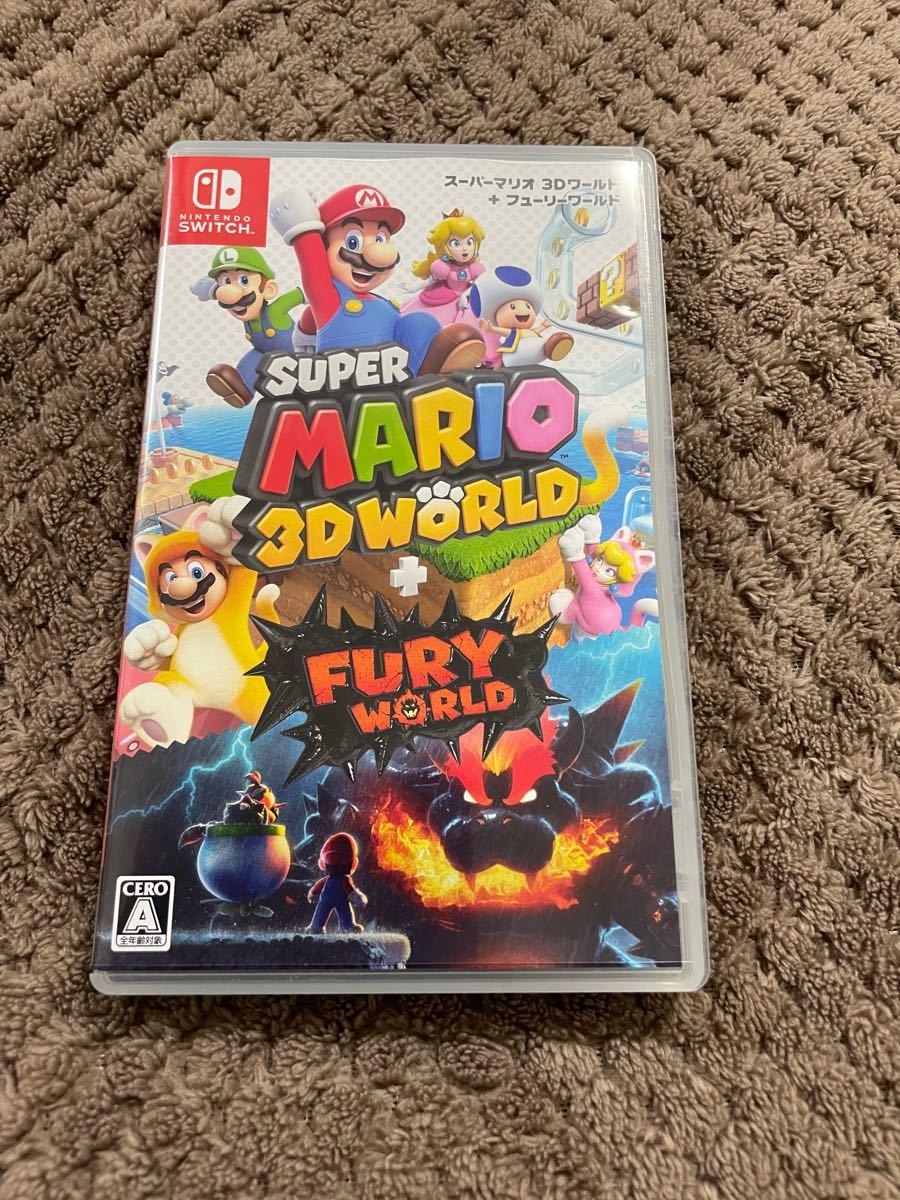 スーパーマリオ3Dワールド+フューリーワールド Nintendo Switch スイッチ ソフト カセット