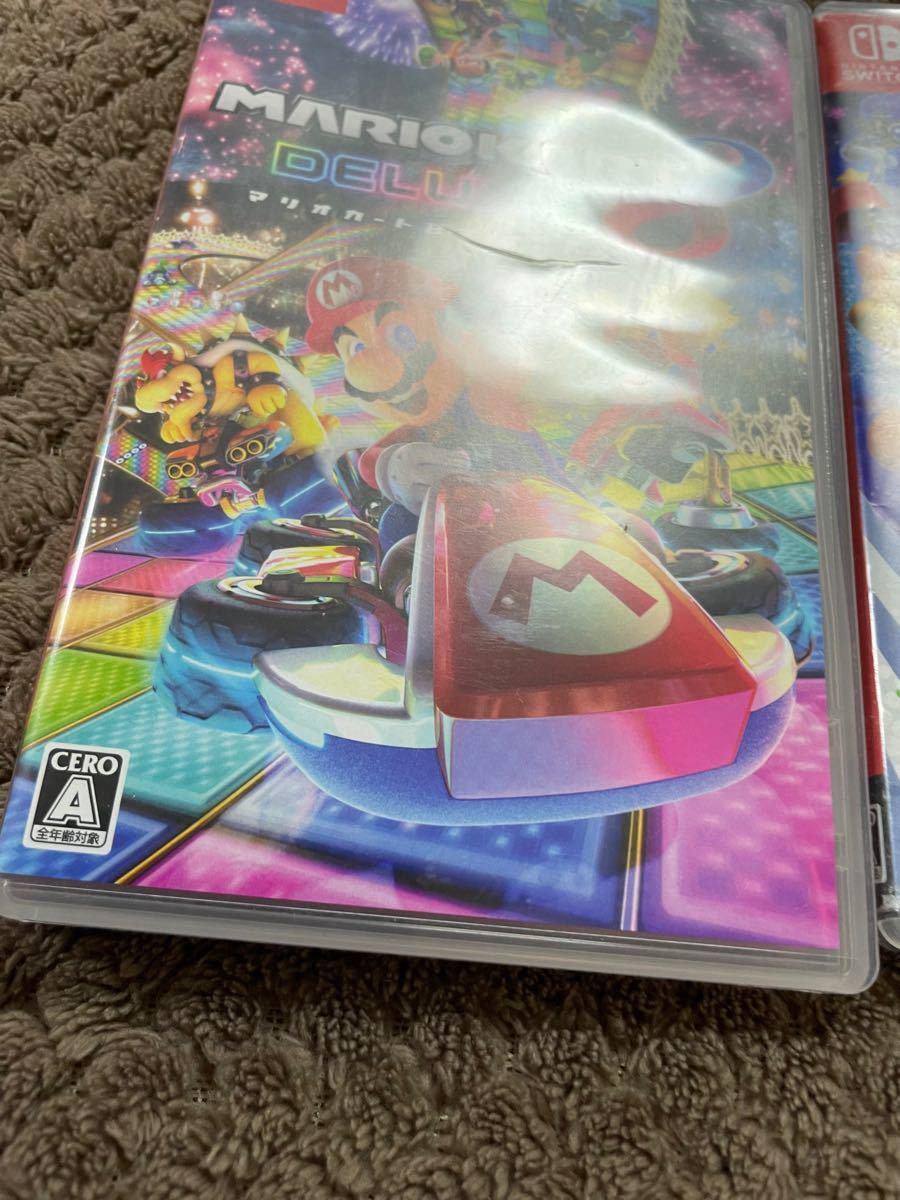 マリオカート8デラックス 星のカービィスターアライズ ニンテンドースイッチ Nintendo Switch ソフト