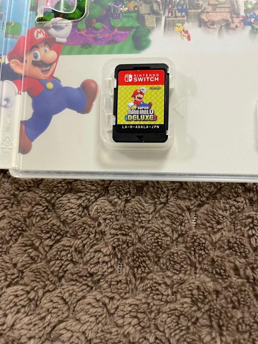 マリオカート8デラックス NewスーパーマリオブラザーズU デラックス ニンテンドースイッチ Switch ソフト