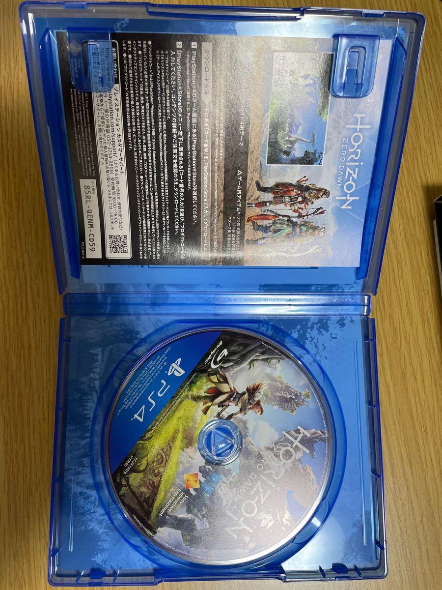 PS4 ホライゾンゼロドーン デビルメイクライ4スペシャルエディション