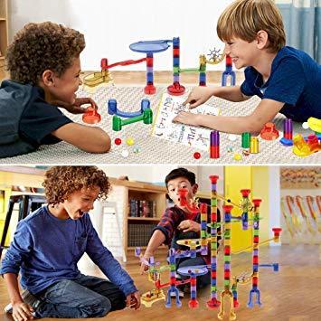 WTOR おもちゃ 190個 ビーズコースター 知育 玩具 組み立て 男の子 女の子 贈り物 誕生日プレゼント 子供 積み木_画像6