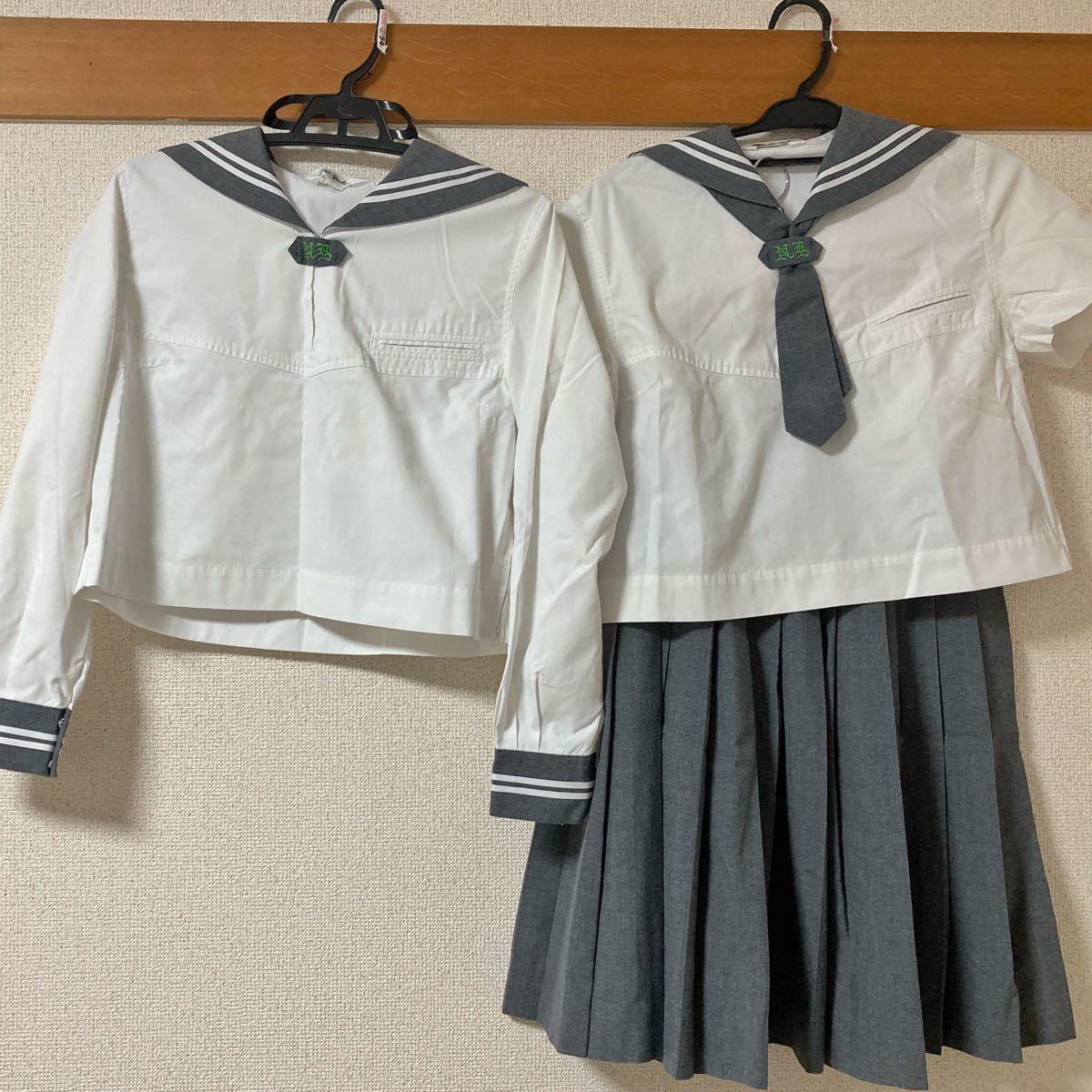 コスプレ衣装 制服 セーラー服 私立高校