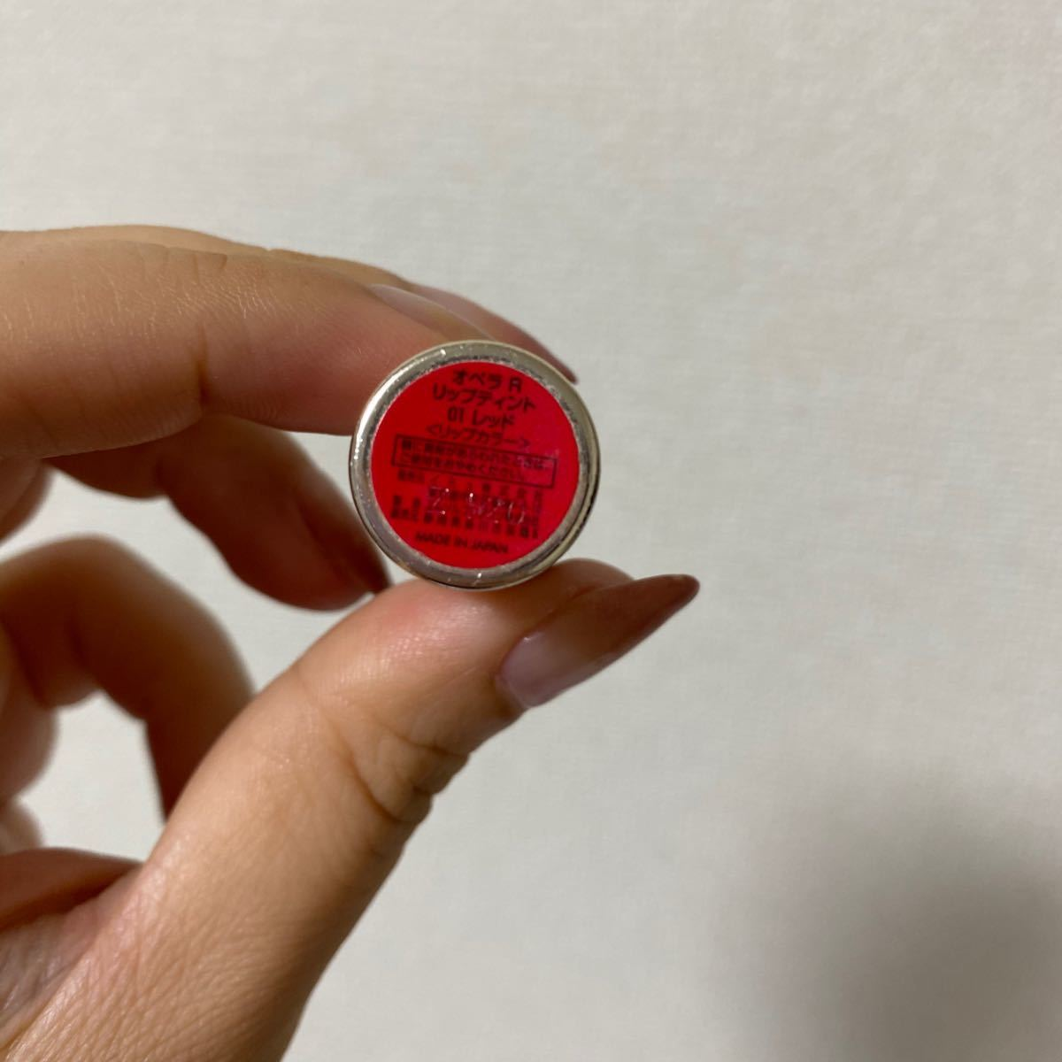 オペラ オペラリップティント レッド 01 口紅 コスメ