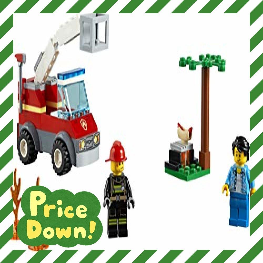 新品レゴ(LEGO) シティ バーベキューの火事 60212 ブロック おもちゃ 男の子O6WX_画像5