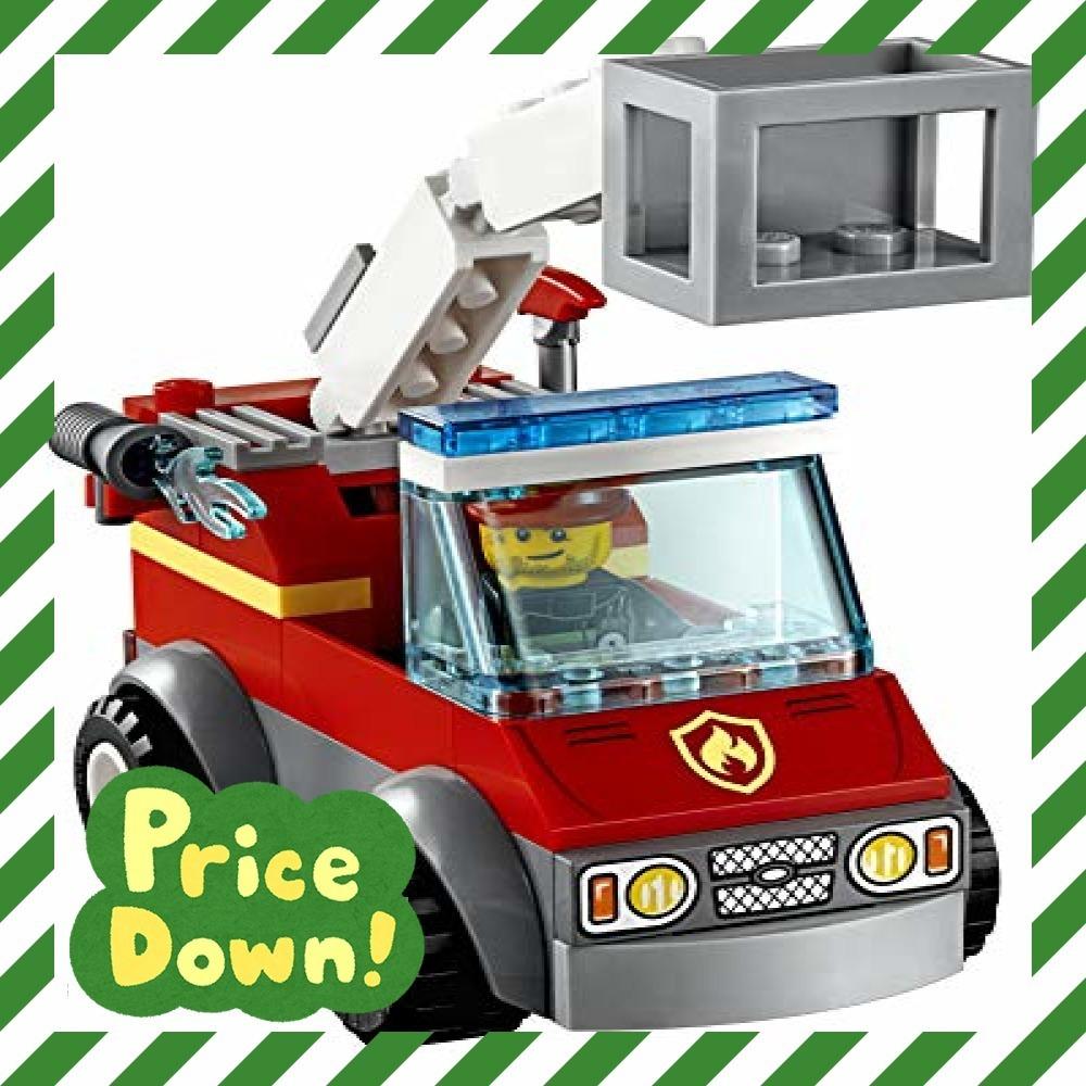 新品レゴ(LEGO) シティ バーベキューの火事 60212 ブロック おもちゃ 男の子O6WX_画像4