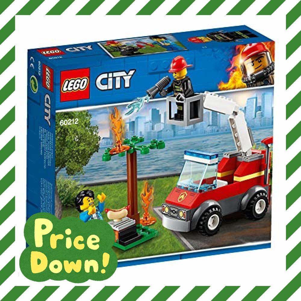 新品レゴ(LEGO) シティ バーベキューの火事 60212 ブロック おもちゃ 男の子O6WX_画像2