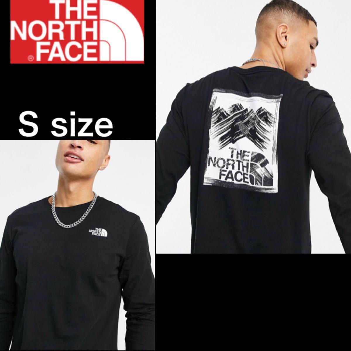ザ ノースフェイス Tシャツ長袖 ロンT ストロークマウンテン 海外限定 S THE NORTH FACE 長袖Tシャツ 新品