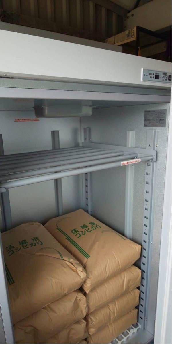 令和2年 茨城 茨城県産 JGAP認定農場 特別栽培米 こしひかり コシヒカリ 無農薬 10kg 低温貯蔵庫 玄米 米 ご飯 精米_画像4