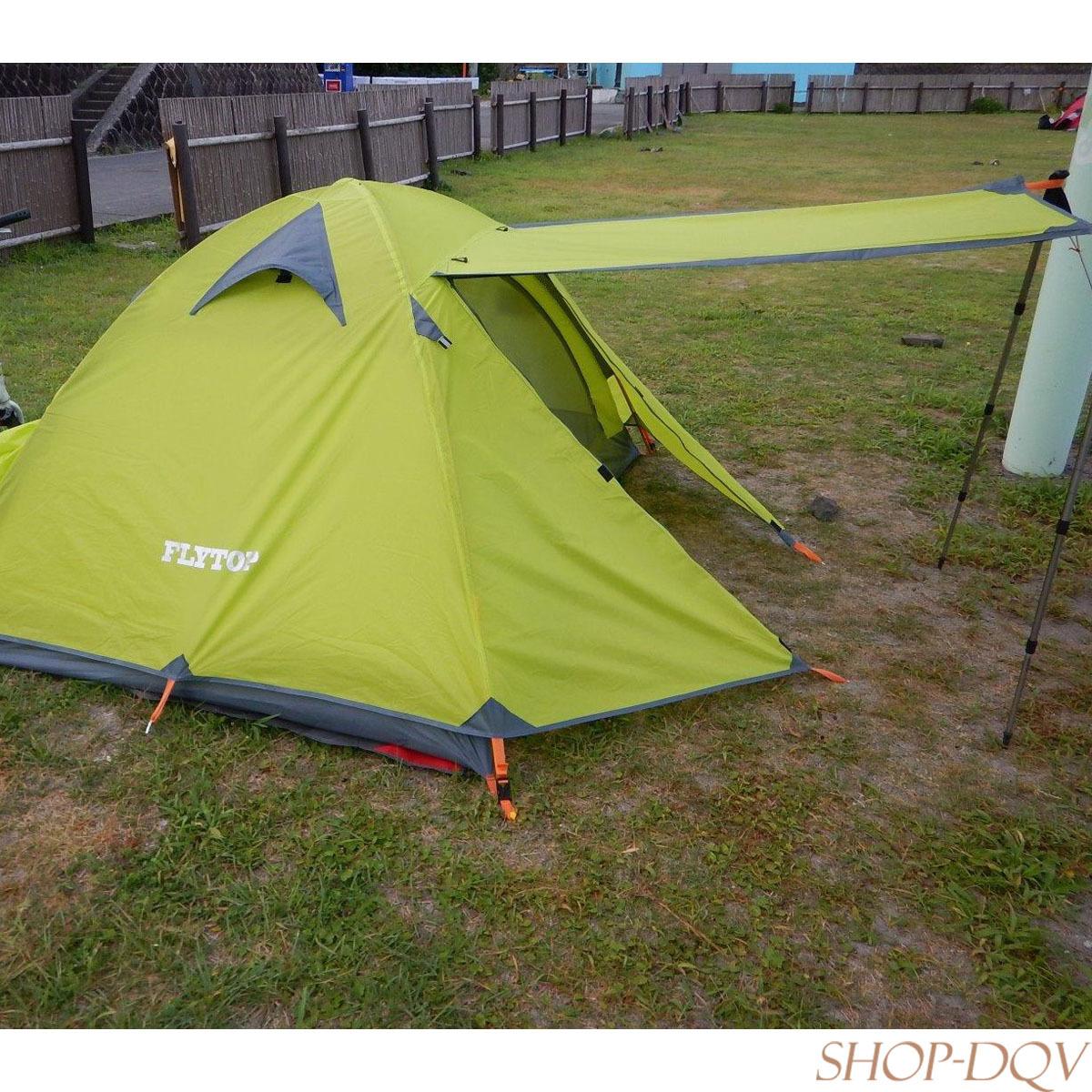 ツーリングに最適! 軽量&コンパクト 2人用 テント インナー メッシュ  持ち運び簡単 ソロ キャンプ ソロキャン BBQ 防災