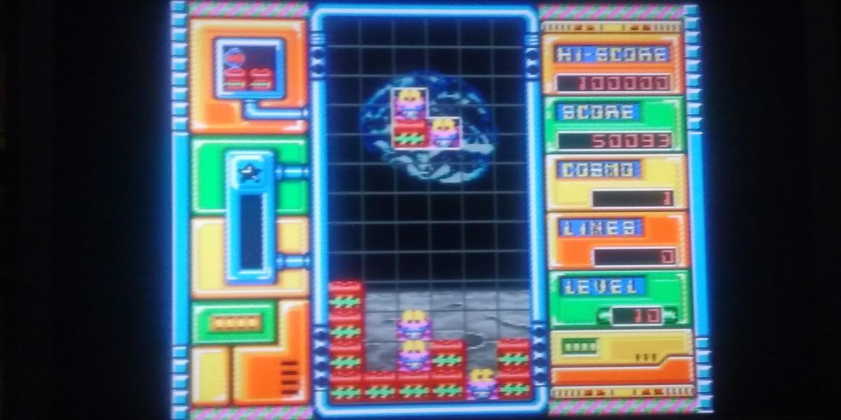 SFC スーパーファミコン ソフト コズモギャング ザ パズル