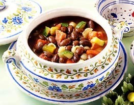豆力 豆専門店のうずら豆(クランベリー豆) 1kg(200g×5袋)_画像3