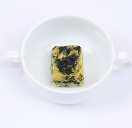 NATURE FUTURe わかめスープ  6.4g×10食    【コスモス食品 フリーズドライ 国産 国内産 化学調味料無添加 若布スープ】_画像2