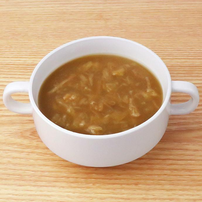 うんと健康 あわたまオニオンスープ 5食入り    【コスモス食品 フリーズドライ 国産 国内産 化学調味料無添加】_画像4