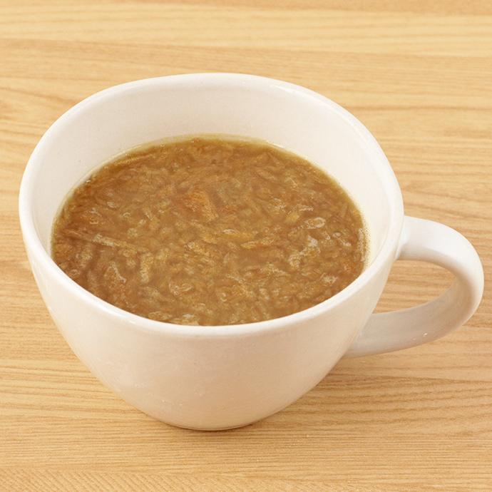 NATURE FUTURe オニオンスープ  9.4g    【コスモス食品 フリーズドライ 国産 国内産 化学調味料無添加 玉ねぎスープ】_画像3