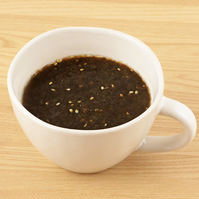 NATURE FUTURe 焼き海苔スープ  8.3g×5食    【コスモス食品 フリーズドライ 国産 国内産 化学調味料無添加 海藻スープ】_画像3