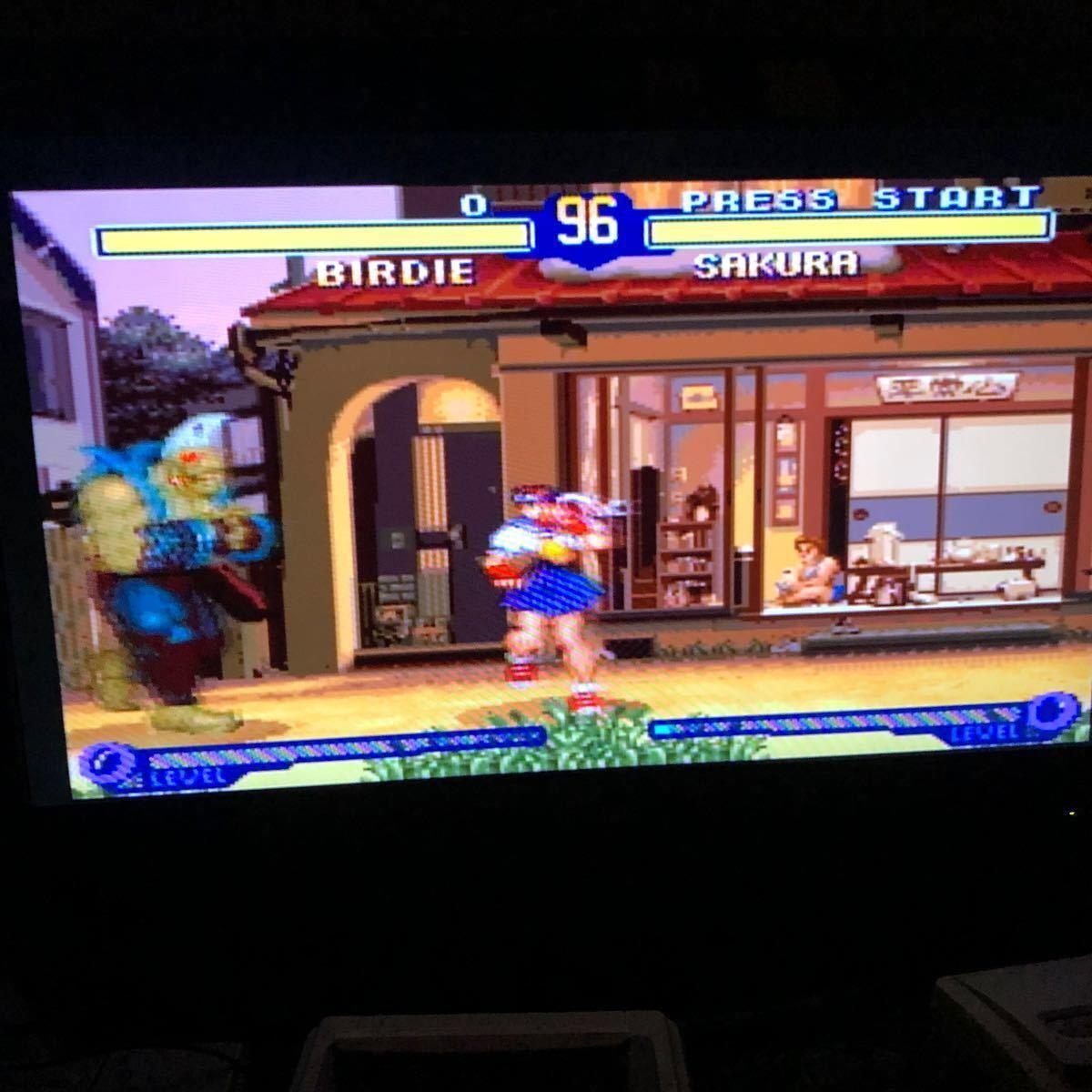 ストリートファイター ZERO2 スーパーファミコン SFC ソフト